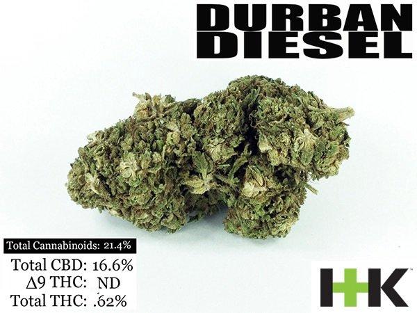 CBD knoxville hemp flower durban diesel