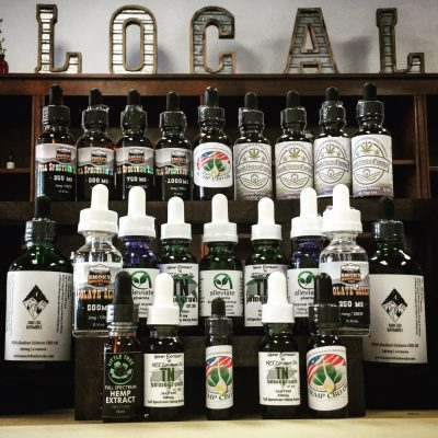 Hemp Extract Oils