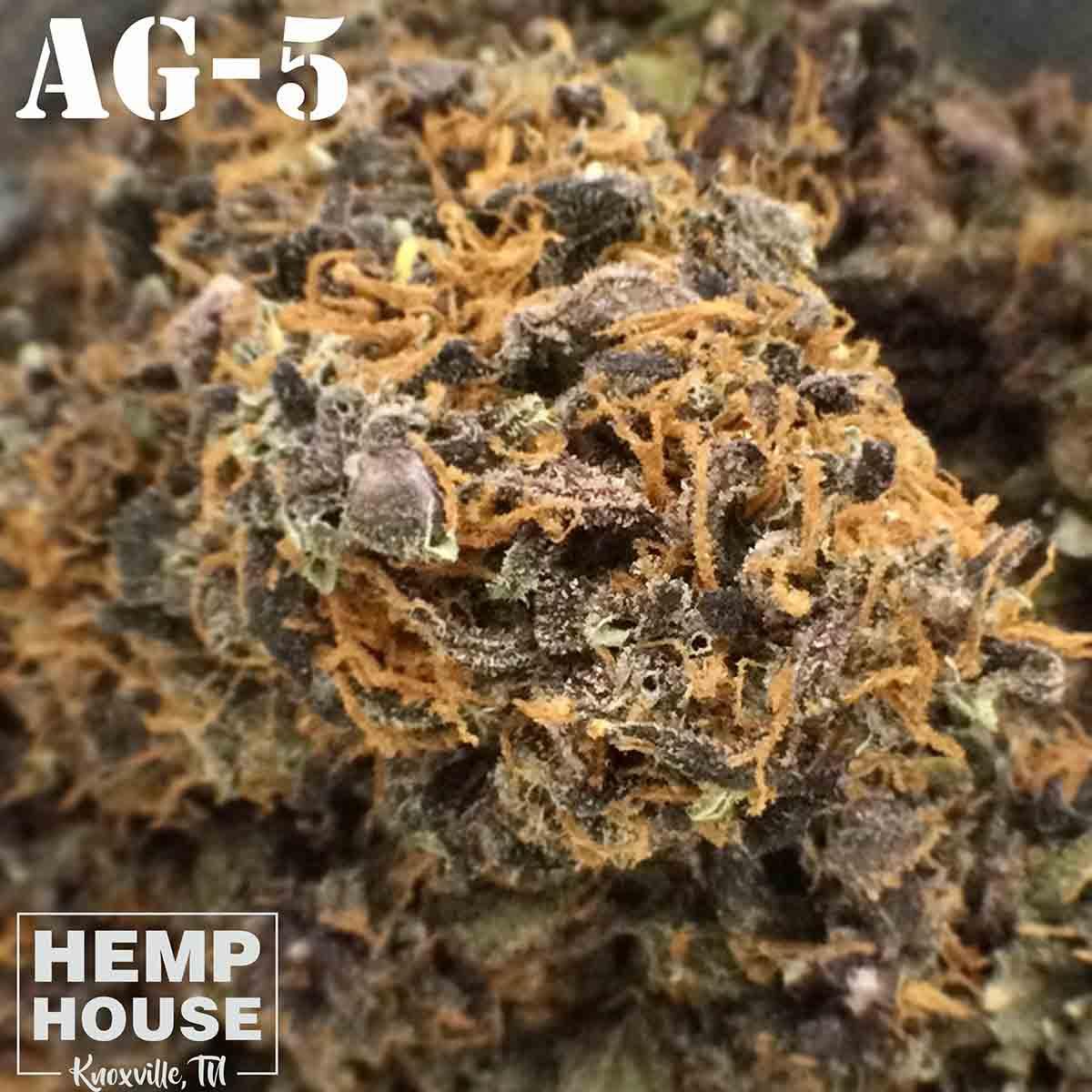 hemp flower near me knoxville, tn hemp house AG-5_small
