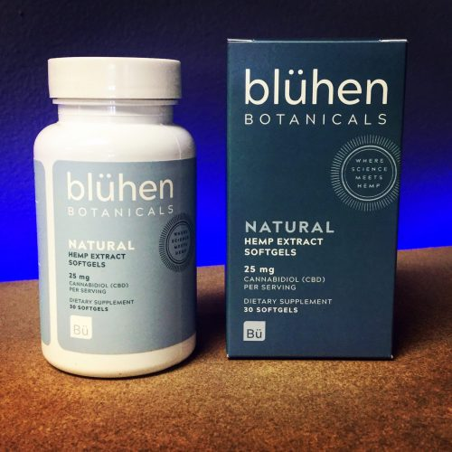 Bluhen Botanicals Blühen botanicals cbd near me knoxville, tn hemp tennessee full spectrum capsules