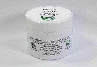 CBD near me Alleviate Pharm Pain Relief Salve for sale at Hemp House Knoxville CBD oil Treatment 100mg